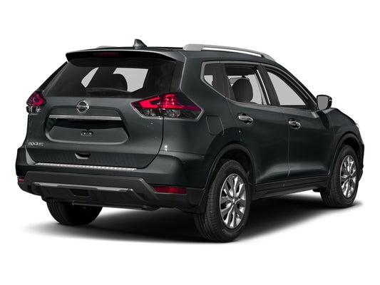 2017 Nissan Rogue Sv In Santa Fe Nm Capitol Ford Lincoln