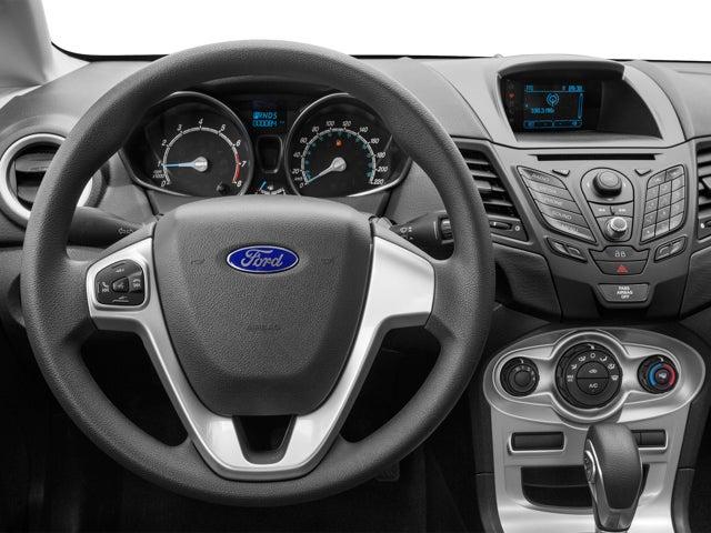 Ford Fiesta S In Santa Fe Nm Capitol Ford Lincoln