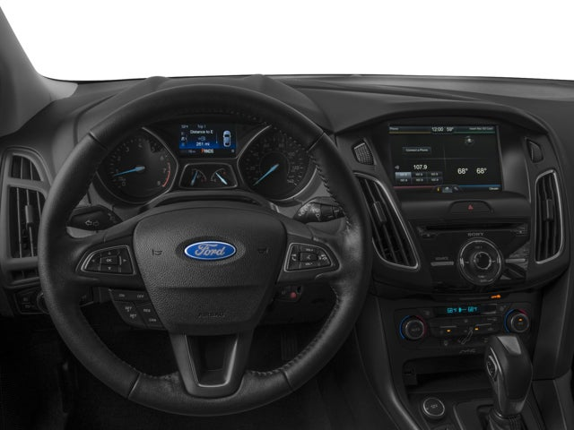 2016 Ford Focus Se In Santa Fe Nm Capitol Lincoln