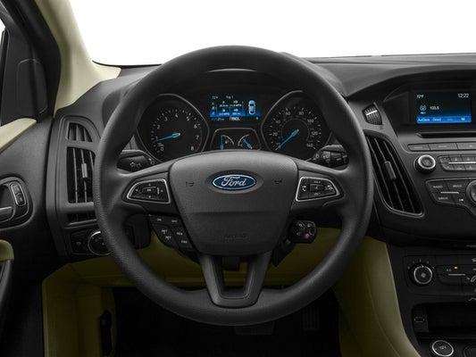 2018 Ford Focus Se In Santa Fe Nm Capitol Lincoln