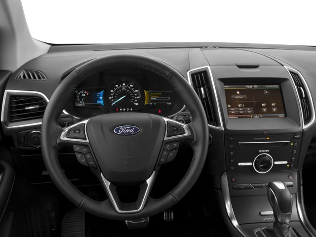 Ford Edge Sport In Santa Fe Nm Capitol Ford Lincoln