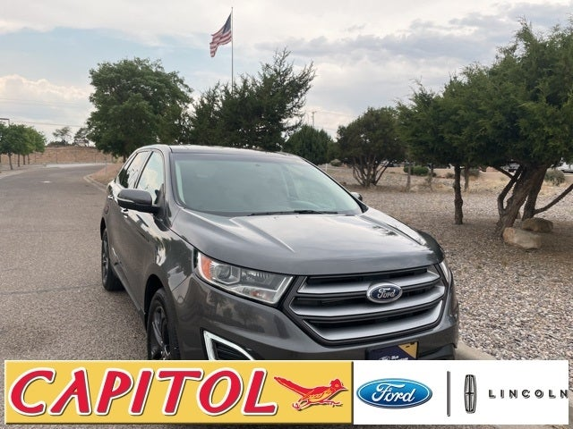 Ford Edge Sel In Santa Fe Nm Capitol Ford Lincoln
